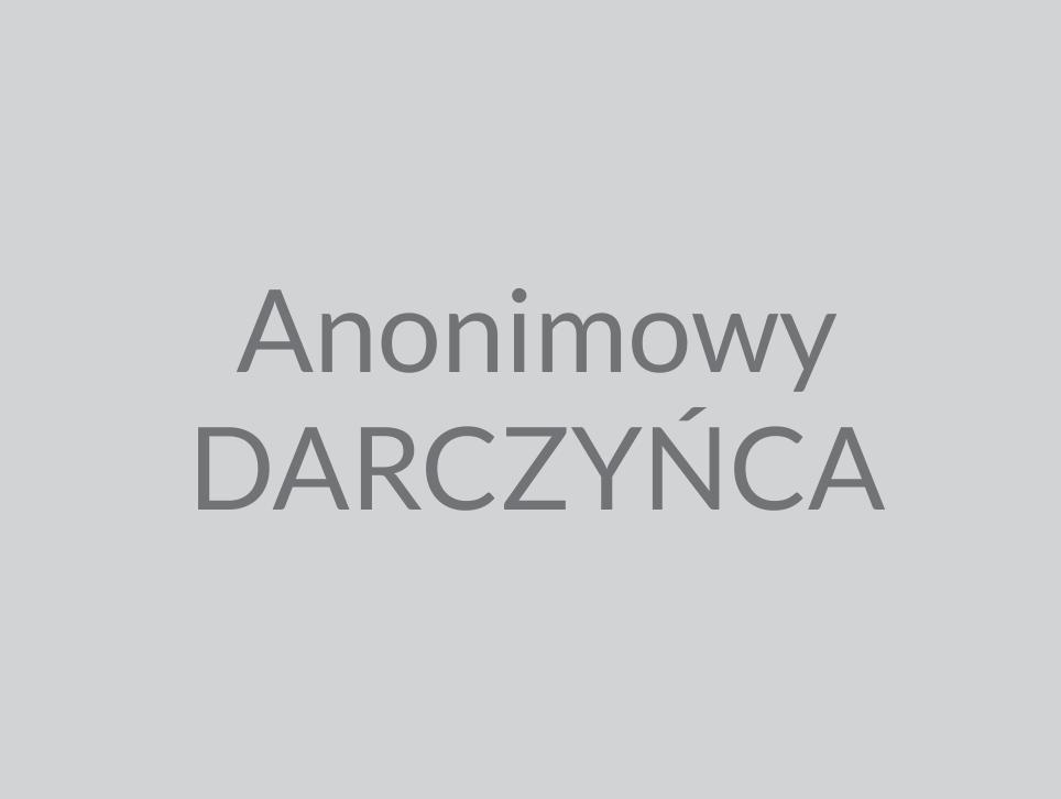 Darczyńca anonimowy