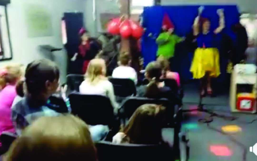 Osiecka Grupa Teatralna w Kidz Klub !